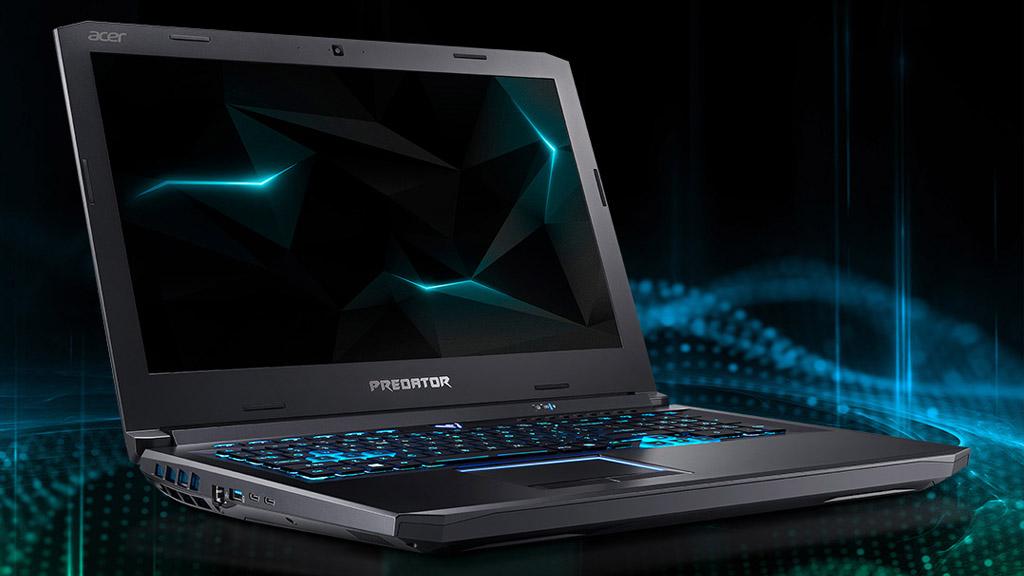 Acer chính thức ra mắt gaming laptop Core i9 Helios 500 và phiên bản đặc biệt của Helios 300