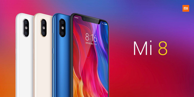 Xiaomi khoe Mi 8 là smartphone Android mạnh nhất thế giới, đạt 301.472 điểm AnTuTu Benchmark