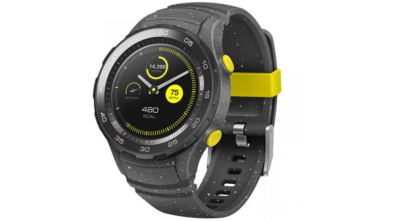 Huawei Watch 2 (2018) chính thức ra mắt: Giá từ 5.4 triệu đồng, có bản kết nối LTE