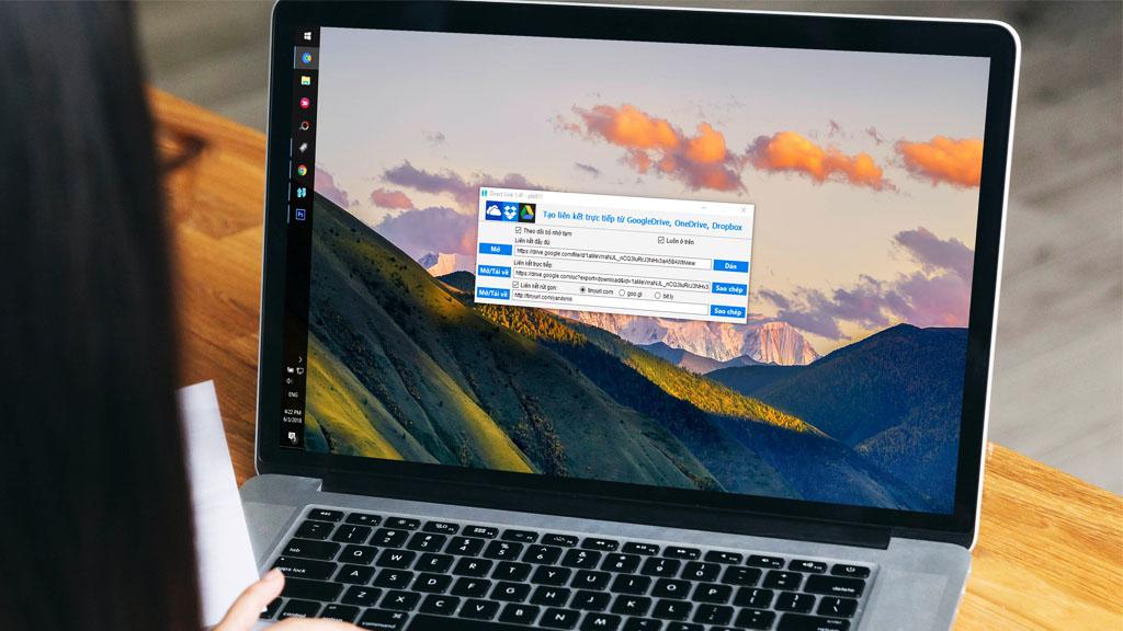 Chia sẻ tool getlink Direct từ Google Drive, OneDrive và Dropbox, mời anh em tải về!