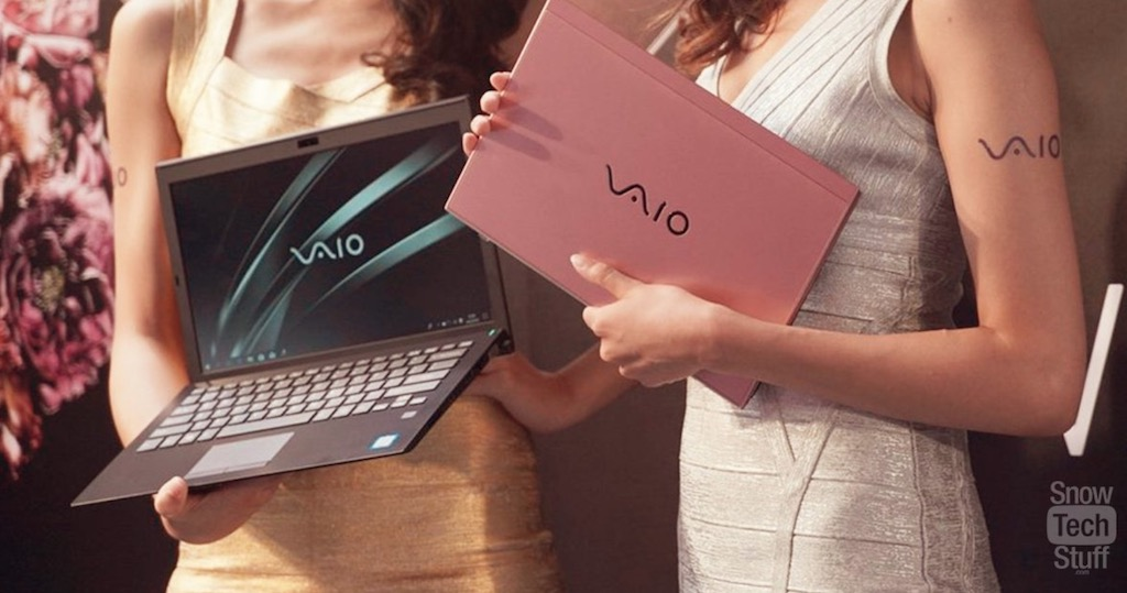[Computex 2018] Thương hiệu VAIO trở lại với 2 mẫu laptop mới S11 và S13