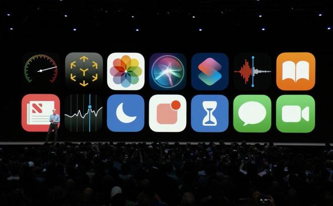 [WWDC 2018] Apple chính thức ra mắt iOS 12: Mở ứng dụng nhanh hơn 40%, camera nhanh hơn 30%, gọi Facetime nhóm, hỗ trợ cả iPhone 5s