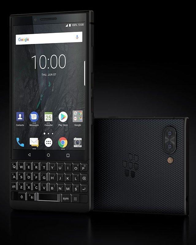 BlackBerry KEY2 lộ toàn bộ cấu hình với Snapdragon 660, 6GB RAM, camera 12+12MP, giá 15 triệu