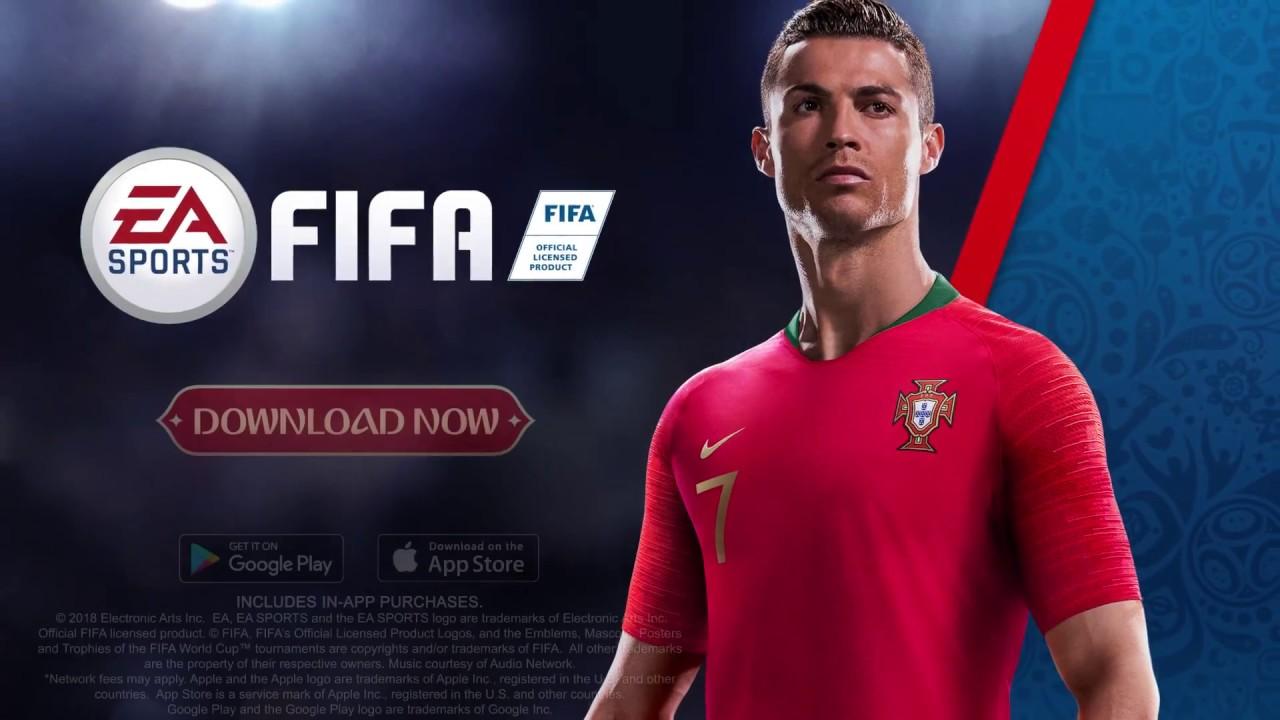 Chiến World Cup 2018 ngay trên smartphone của bạn với FIFA Mobile