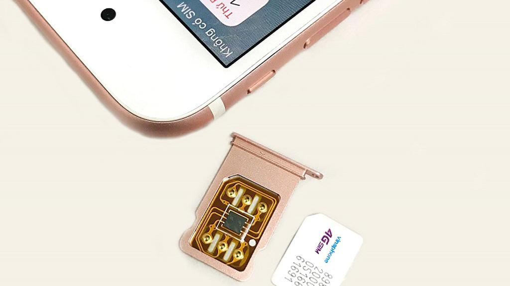 Mã ICCID Version 8 đã bị khóa, anh em không nên thay SIM hay restore iPhone Lock