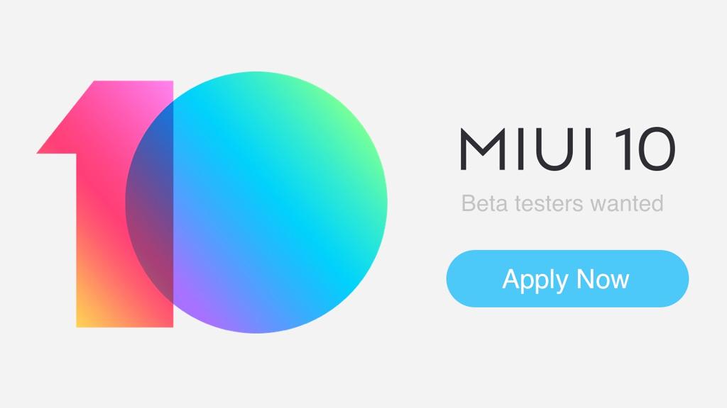 Hướng dẫn đăng ký tham gia chương trình thử nghiệm MIUI 10 Global ROM beta tester từ Xiaomi