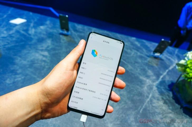 Vivo ra mắt NEX A với Snapdragon 710, cảm biến vân tay mặt sau, giá từ 13.6 triệu