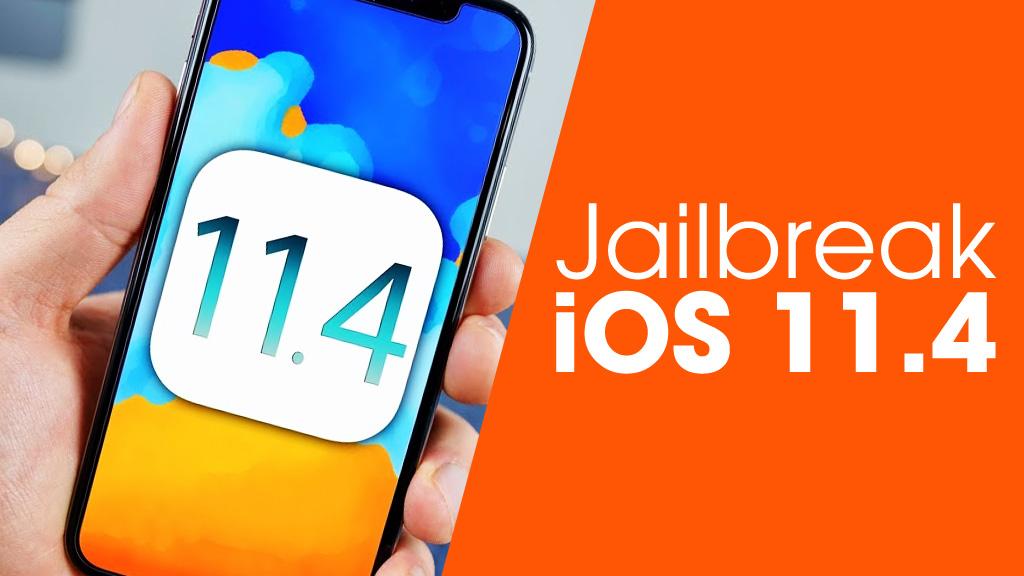 Chỉ sau 1 thời gian ngắn iOS 11.4 đã được jailbreak thành công