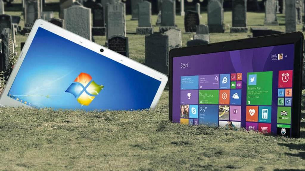Microsoft sẽ ngừng hỗ trợ người dùng Windows 7 và Windows 8.1, Surface Pro, Office 2010/2013