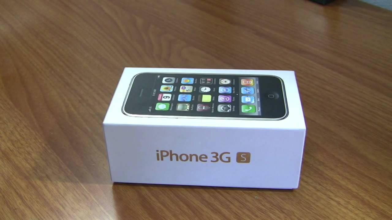 iPhone 3GS bất ngờ bán trở lại sau 9 năm, với mức giá chỉ gần 1 triệu
