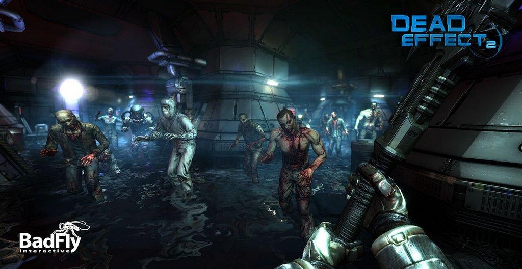 Game bắn zombie Dead Effect đang được khuyến mãi với giá chỉ từ 14.000 VND trên Steam