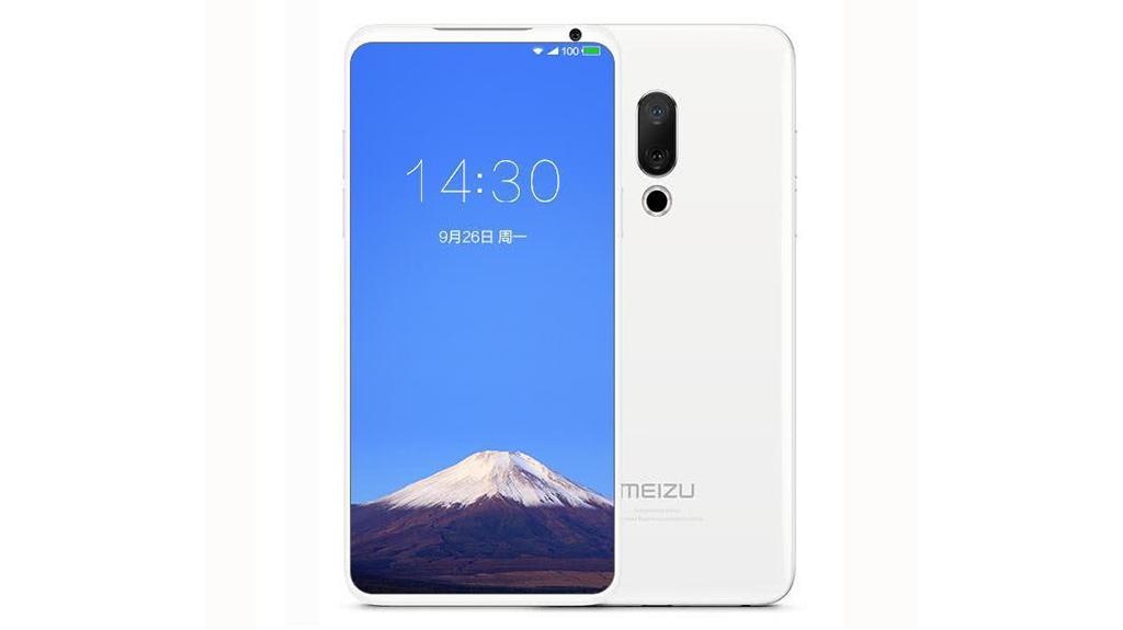 Meizu 16 sẽ ra mắt vào tháng 8 với Snapdragon 845, ba camera và cảm biến vân tay trong màn hình?