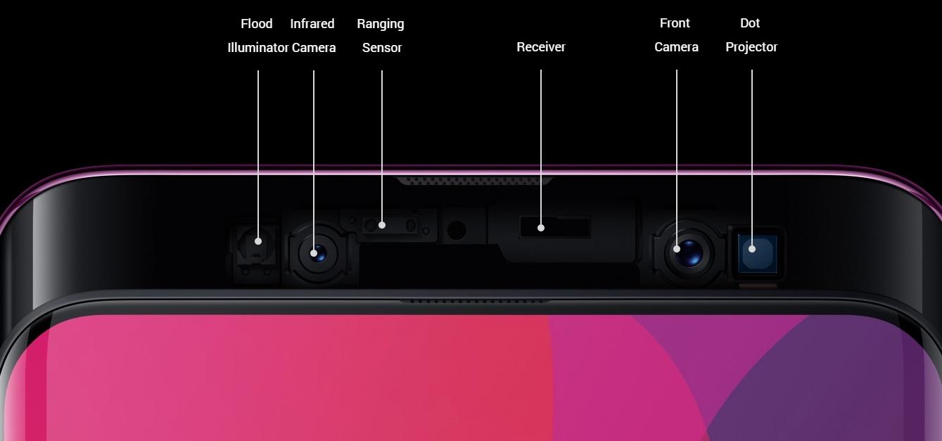 OPPO Find X chính thức ra mắt với màn hình chiếm trọn mặt trước, camera dạng trượt, giá 26 triệu