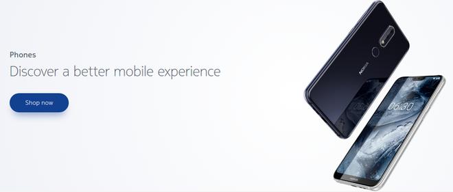 Nokia X6 bản quốc tế bất ngờ xuất hiện trên trang chủ, sẽ sớm được tung ra?