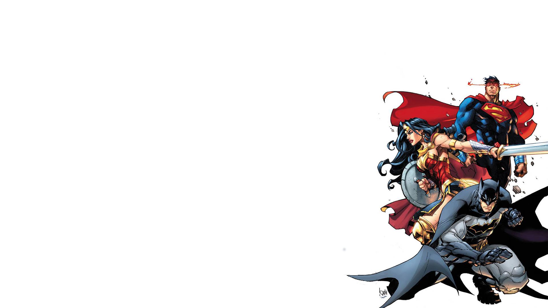 Chia sẻ 100 ảnh nền PC Full HD theo phong cách tối giản dành cho fan của Vũ trụ DC
