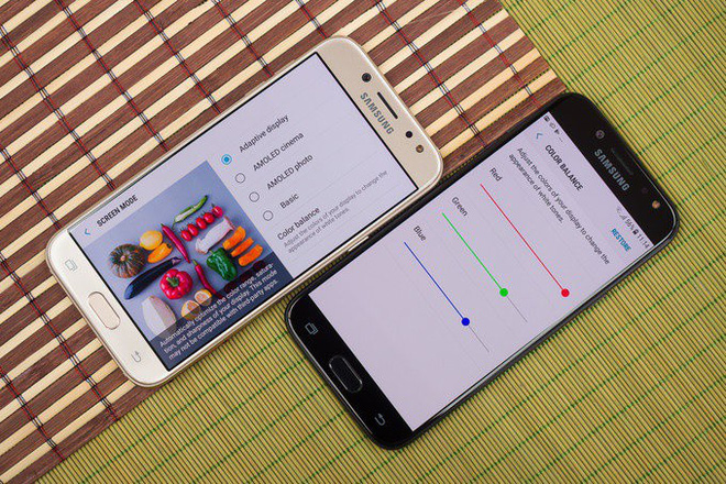 Rò rỉ hông tin cấu hình thiết bị Android Go đầu tiên của Samsung