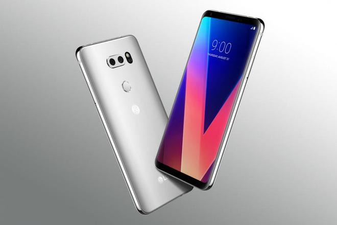 LG V40 sẽ là chiếc smartphone đầu tiên sở hữu hệ thống 5 camera