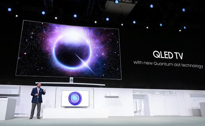 Samsung phát triển công nghệ TV của tương lai, kết hợp cả OLED và Quantum Dot