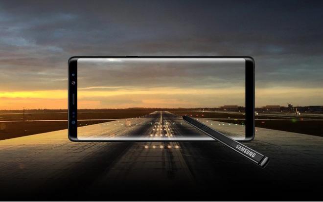 Báo cáo mới tiết lộ mọi thứ về Galaxy Note 9: Thiết kế không thay đổi nhiều so với Note 8, pin 4.000mAh và nhiều hơn nữa