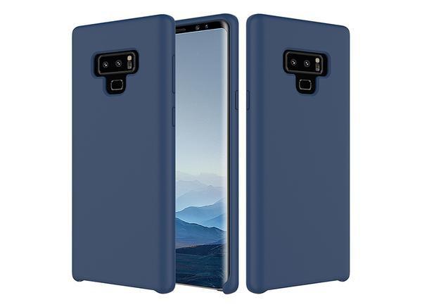 Samsung Galaxy Note 9 lộ viền dưới biến mất hoàn toàn, cảm biến vân tay được đặt bên dưới cụm camera