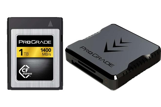 Đây là chiếc thẻ nhớ của tương lai: đọc 1.400MB/giây, ghi 1.000MB/giây