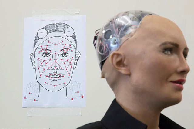 Robot Sophia được chế tạo thế nào?