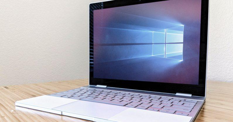 Google sẽ thêm tùy chọn dual-boot vào Windows 10 trên Chromebook