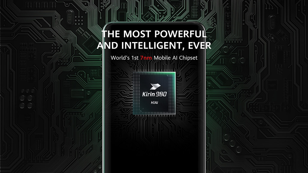 Chip Kirin 980 của Huawei sẽ có hiệu năng mạnh mẽ hơn Apple A12 Bionic?