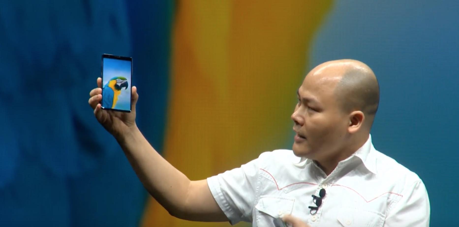 Bkav chính thức ra mắt Bphone 3, Bphone 3 Pro với thiết kế tràn đáy ấn tượng, AI camera thông minh
