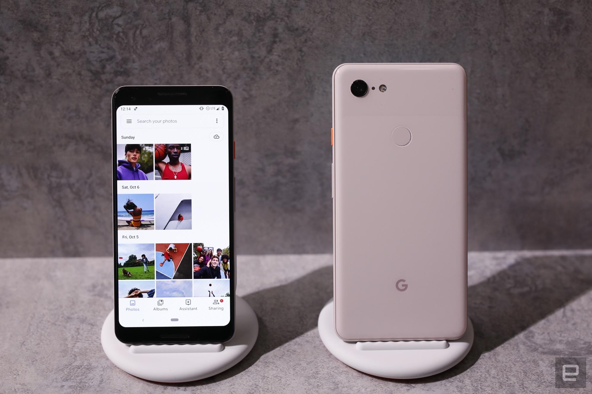 Google Pixel 3 và Pixel 3 XL chính thức được ra mắt với Snapdragon 845, 4GB RAM, camera ngon hơn