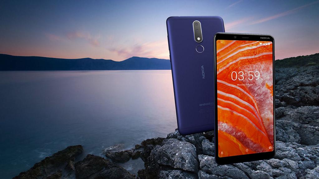 HMD Global ra mắt Nokia 3.1 Plus: Màn hình 18:9, camera kép, pin 2 ngày, giá 3.5 triệu đồng
