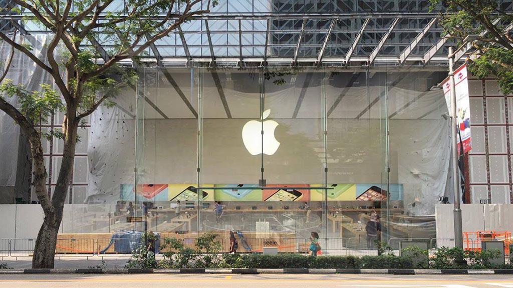 Apple Store đầu tiên tại Thái Lan đã gần hoàn thiện, Việt Nam đến bao giờ!