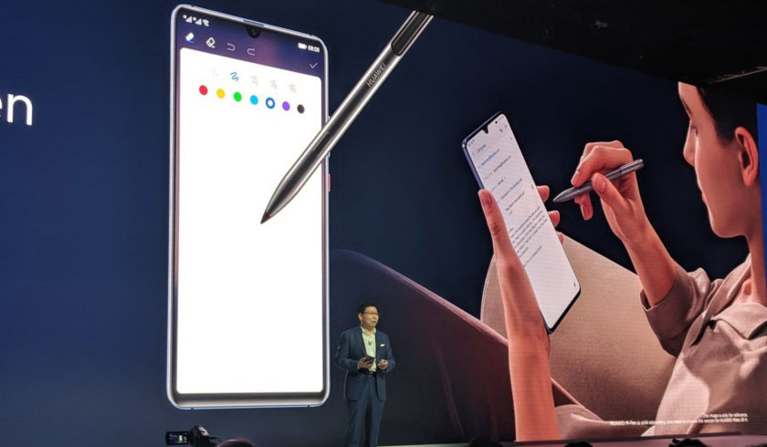 Huawei ra mắt Mate 20X: Kirin 980, màn hình 7.2 inch, pin 5000mAh, bút M-pen, giá 24 triệu