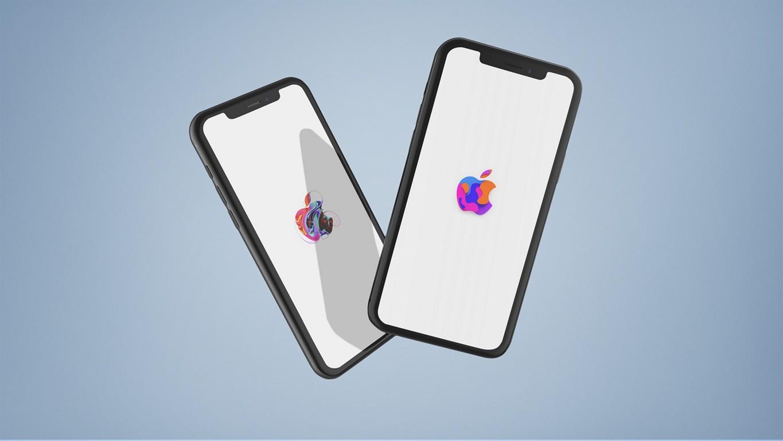 Chia sẻ bộ ảnh, gồm 33 tấm ảnh biến thể logo của Apple vô cùng độc đáo, mời anh em tải về
