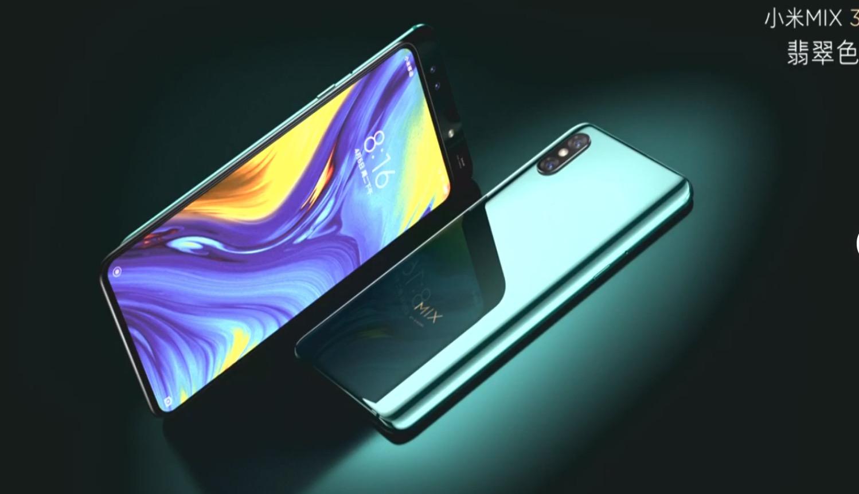 Xiaomi ra mắt Mi MIX 3: màn hình chiếm 93,4% mặt trước, thiết kế trượt thủ công, camera mạnh mẽ, có phiên bản 10GB RAM, giá từ 11 triệu