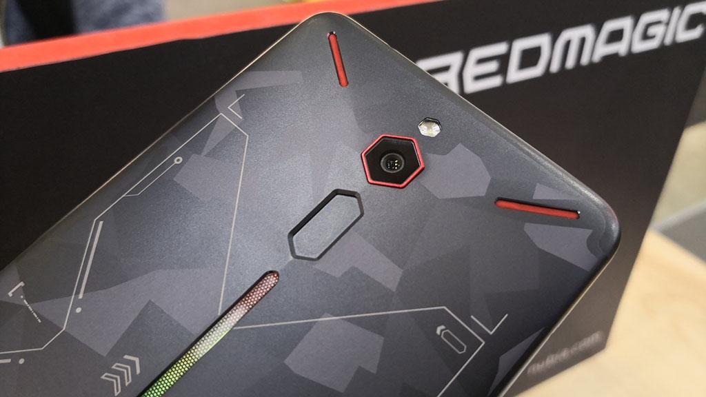 Nubia hé lộ thông tin về chiếc Red Magic 2 với vi xử lý Shapdragon 845 và 10GB RAM
