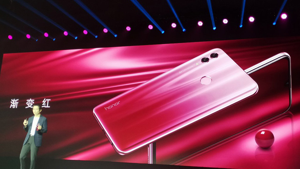 Honor 10 Lite chính thức trình làng, với thiết kế màn hình giọt nước, camera kép, mặt lưng gradient, Kirin 710, giá từ 4.7 triệu