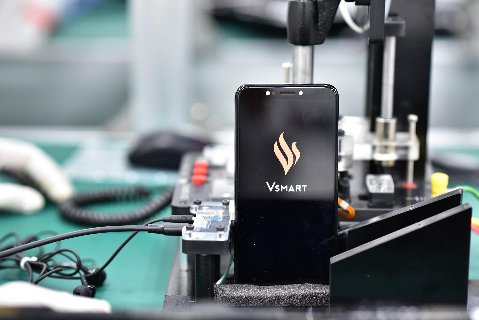 Vsmart sẽ trinh làm 4 dòng smartphone vào ngày 14/12 tại toà tháp Landmark 81