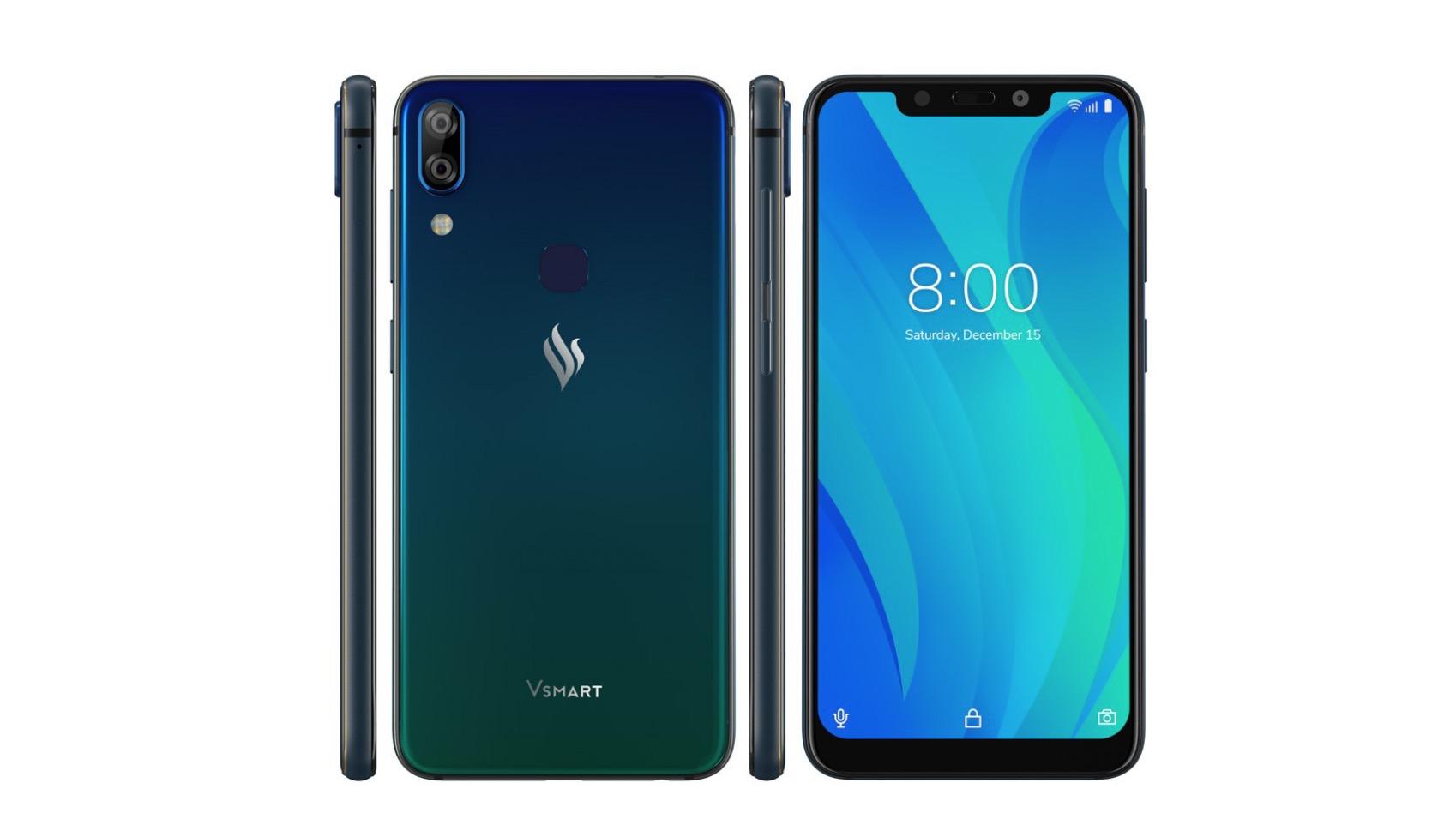 Lộ thiết kế và cấu hình chi tiết của 4 chiếc điện thoại Vsmart trước giờ thời điểm ra mắt vào ngay 14/12