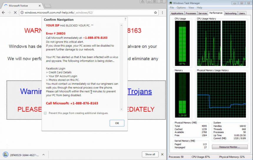 Google Chrome xuất hiện lỗi làm đóng băng hoàn toàn máy tính Windows 10