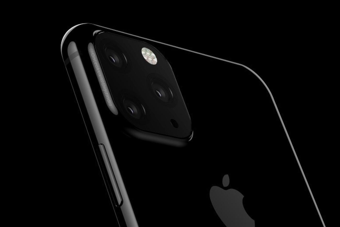 iPhone XI (2019) sẽ được Apple trang bị cụm 3 camera ở mặt sau hình vuông như Huawei?