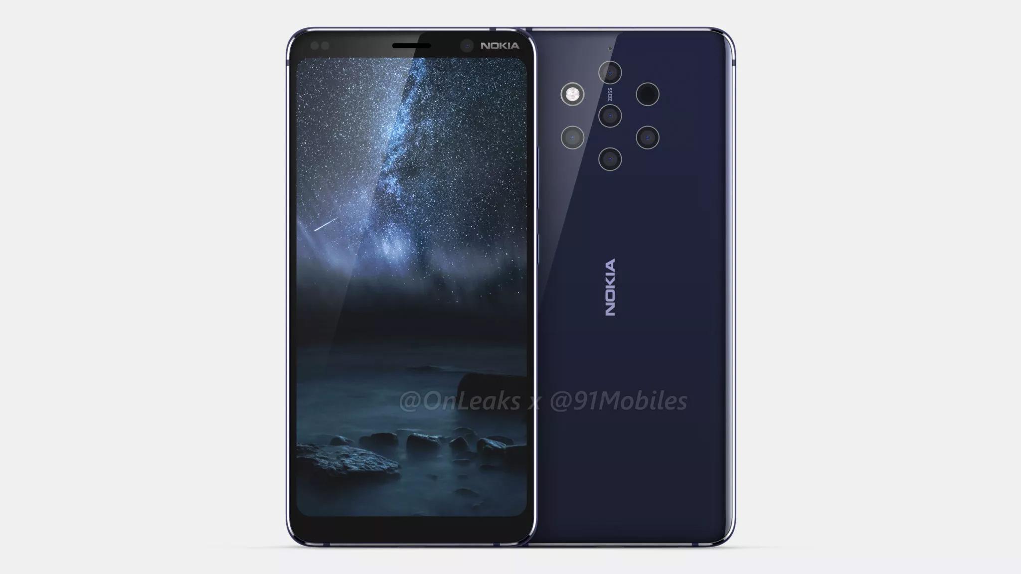 HMD Global sẽ ra mắt Nokia 9 trước MWC, và phiên bản sử dụng Snapdragon 855 đang được phát triển