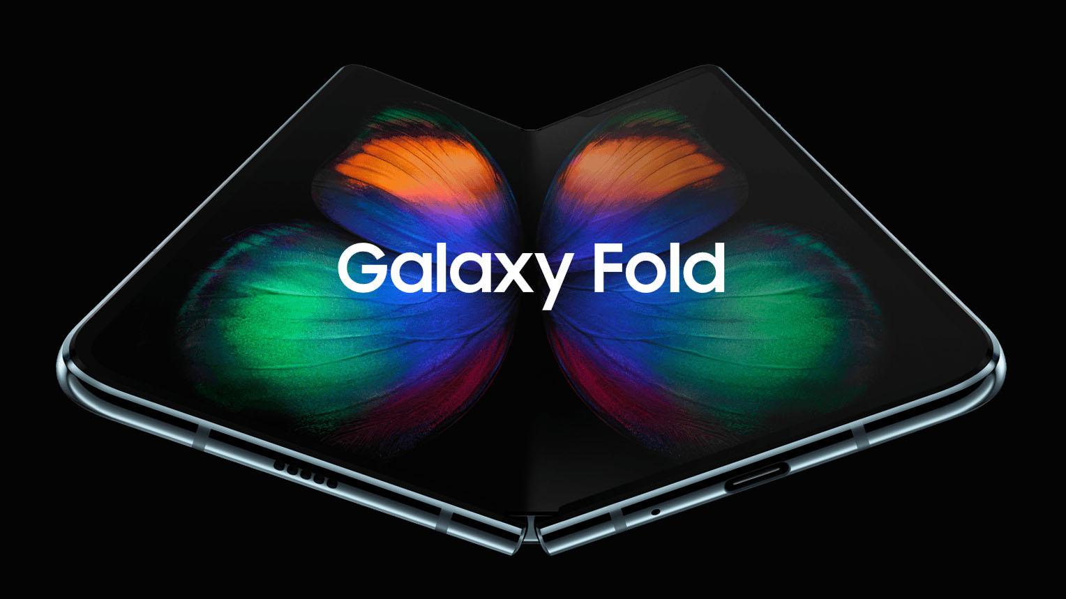 Galaxy Fold: smartphone màn hình gập đầu tiên của Samsung chính thức ra mắt, giá 46 triệu đồng