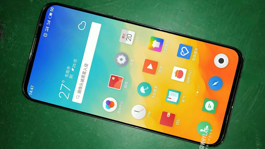 Lộ hình ảnh và cấu hình chi tiết của Meizu 16s với Snapdragon 855, camera 48MP, hỗ trợ OIS