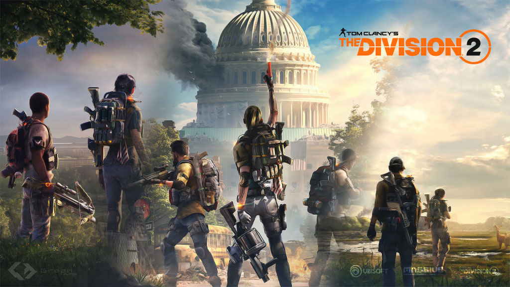 Ubisoft công bố thời điểm Open Beta The Division 2, cho phép chơi thử miễn phí từ ngày 1/3 đến 4/3
