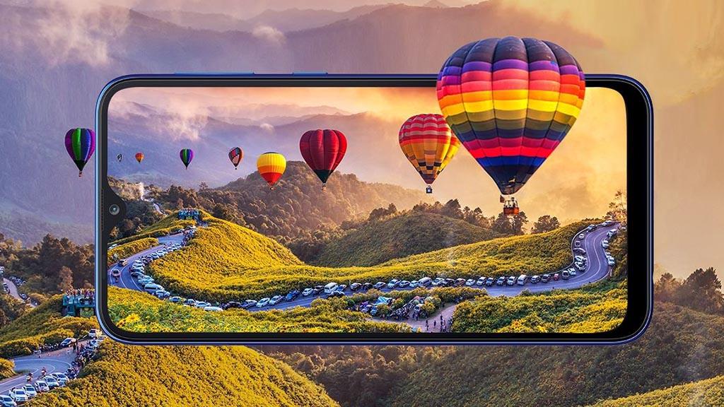 Samsung Galaxy A10 chính thức ra mắt với chip Exynos 7884 màn hình Infinity-V, pin 3400mAh, giá 2.8 triệu