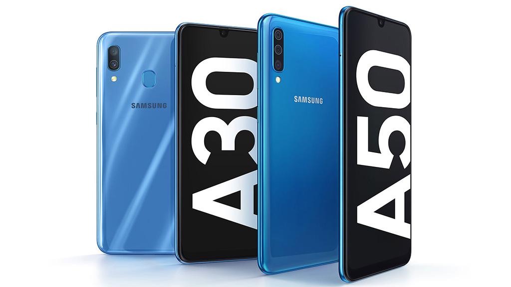 Samsung chính thức ra mắt Galaxy A30 và Galaxy A50 tại Việt Nam, giá từ 5.79 triệu