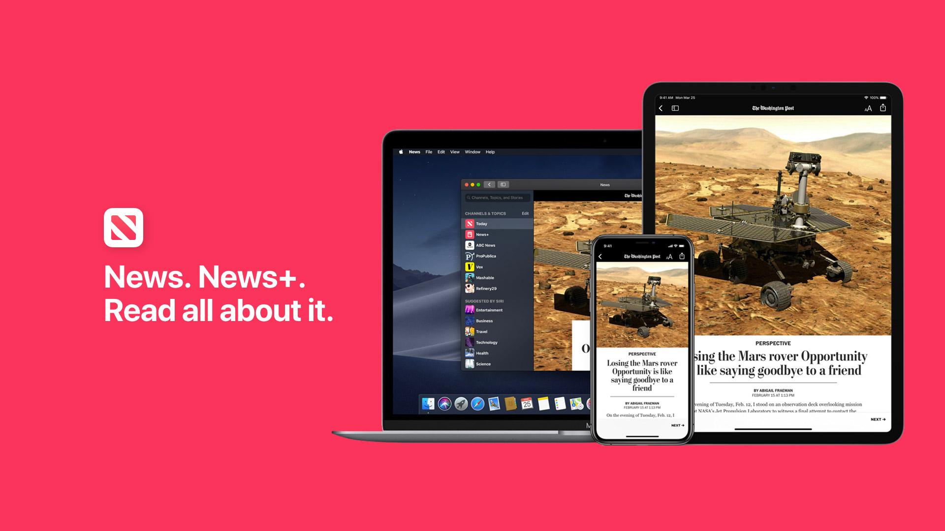 Dịch vụ Apple News+ đã bị hack ngay sau khi ra mắt