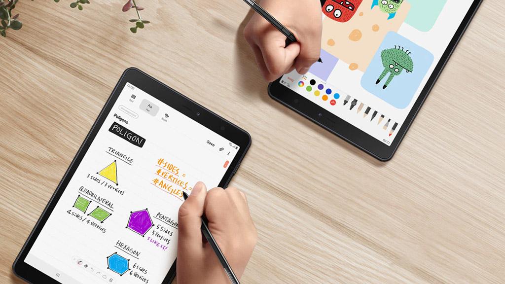 Samsung âm thầm ra mắt Galaxy Tab A 8.0 (2019) hỗ trợ bút S-Pen