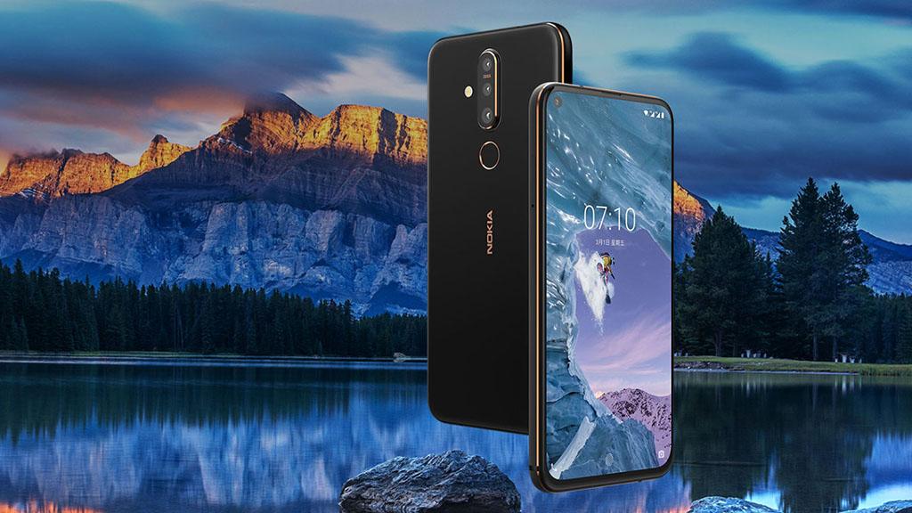 HMD Global ra mắt Nokia X71 với màn hình đục lỗ, 3 camera sau 48MP, Snapdragon 660, giá 9 triệu đồng